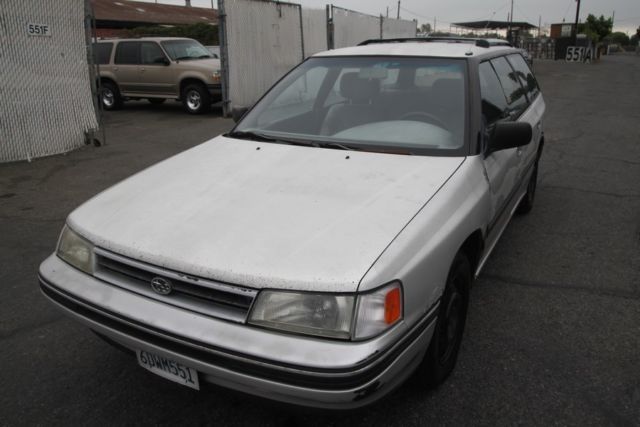 1990 subaru legacy manual 4 cylinder no reserve for sale photos rh topclassiccarsforsale com 2000 Subaru Legacy Manual 1990 subaru legacy repair manual pdf