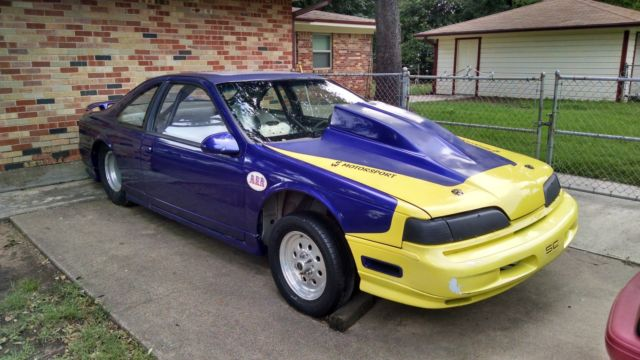 1990 Ford Thunderbird Supercoupe