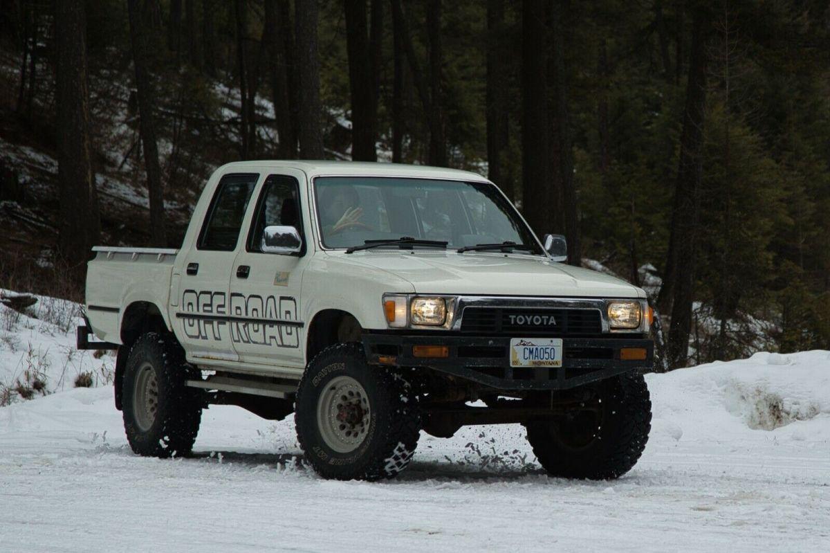 Kekurangan Toyota Hilux 1990 Spesifikasi