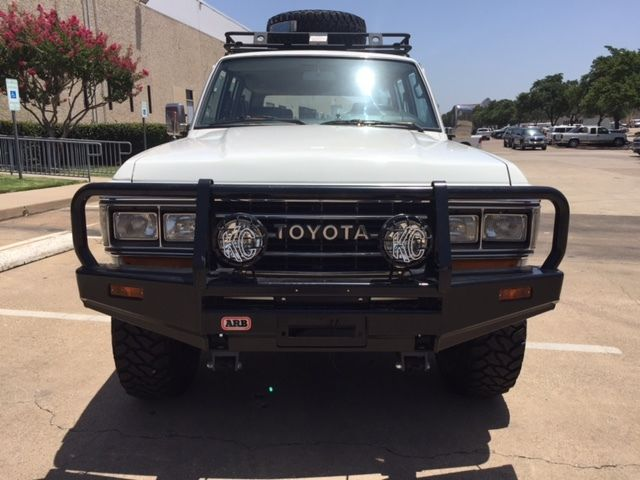 1990 Toyota Land Cruiser Fj62 Restore Roof Rack New Wheels