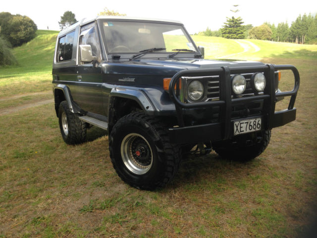 1990 Toyota Land Cruiser ZX