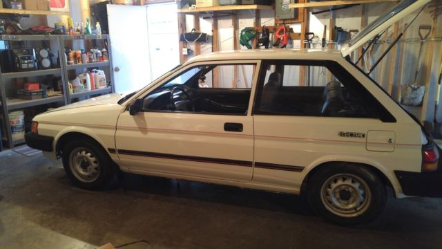 1990 Toyota Tercel 3 door Hatchback