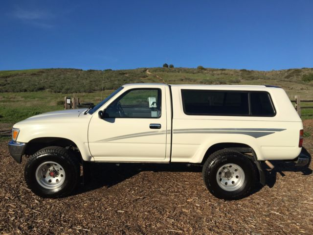 1990 Toyota Truck 4x4,4WD, Pick Up, Pickup,Regular Cab, 127k