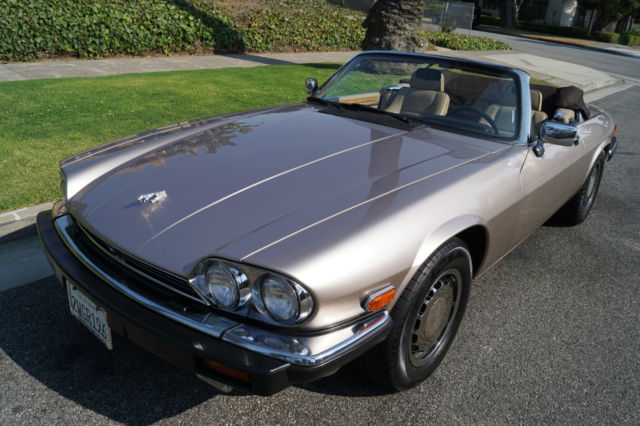 1990 Jaguar XJS V12 'CLASSIC COLLECTION' EDITION WITH 36K MILES!
