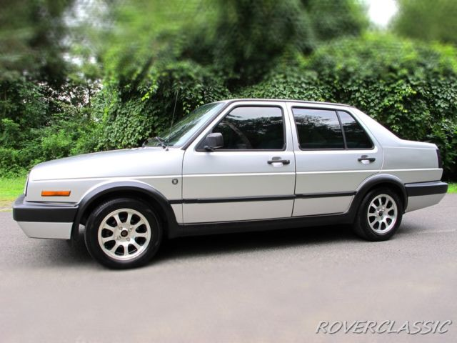 1990 Volkswagen Jetta 79 367 Original Miles Wolfsburg Edition Diesel For Sale Photos Technical Specifications Description