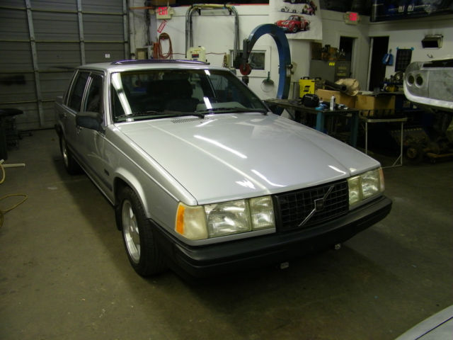 1990 volvo 740 glt 16 valve 5 speed manual very clean and rare for rh topclassiccarsforsale com Volvo 850 Volvo 740 Interior