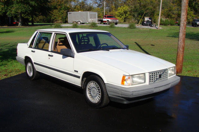 1990 Volvo 740 740 Turbo
