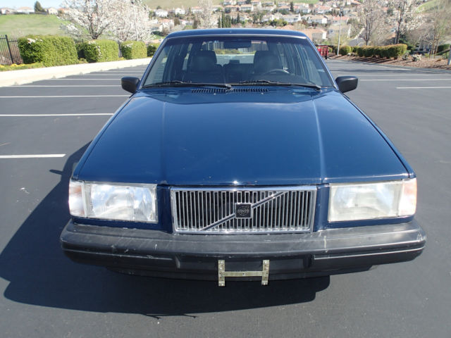 1990 Volvo 740 Wagon 1 Owner Clean Title 4