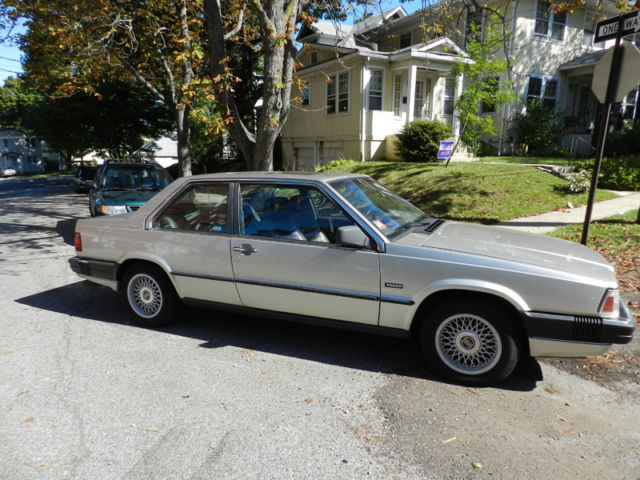 1990 Volvo Other 2dr Coupe Tu