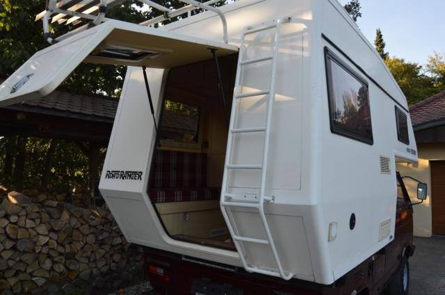 1990 VW SYNCRO 4WD DOKA Camper. 5-Speed. Both Lockers, A/C, Low Miles NO RESERVE for sale ...