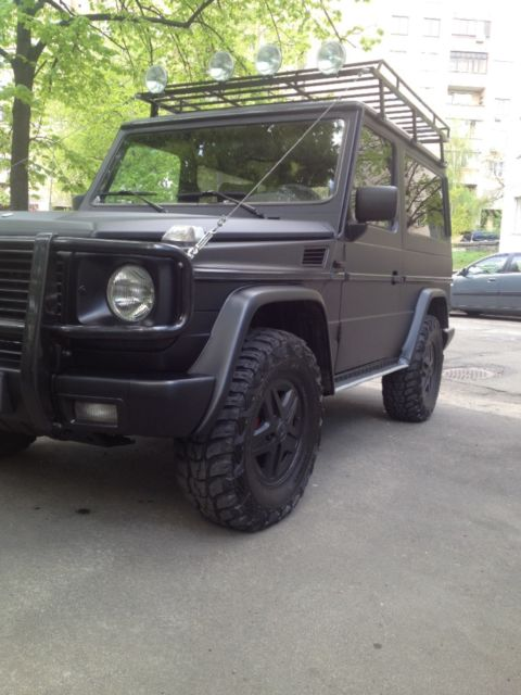 1990 w463 mercedes g class 300 ge short base for sale for Mercedes benz w463 for sale