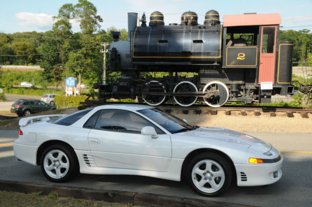 1991 3000GT VR4 AWD Twin Turbo 5,999 Original Miles Dual Over Head Cam2 dr Coup for sale: photos ...