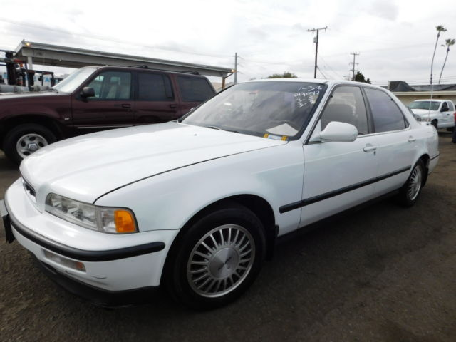 1991 Acura Legend 4dr Sedan L