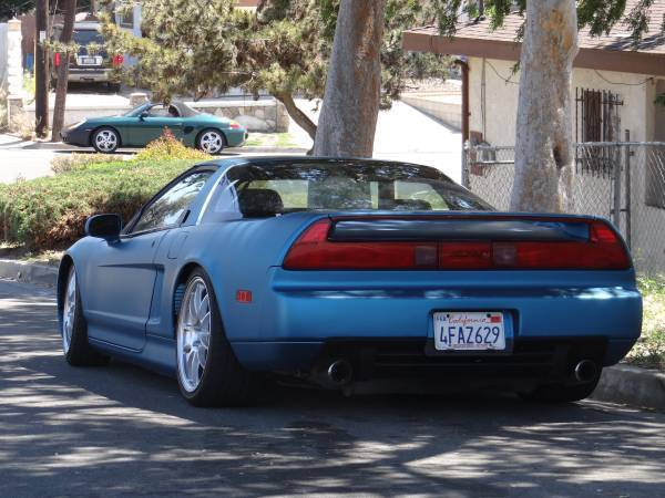 1991 acura nsx 5 speed 85k california for sale photos technical specifications description. Black Bedroom Furniture Sets. Home Design Ideas