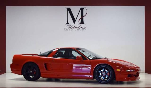 1991 Acura NSX Base 2dr Coupe