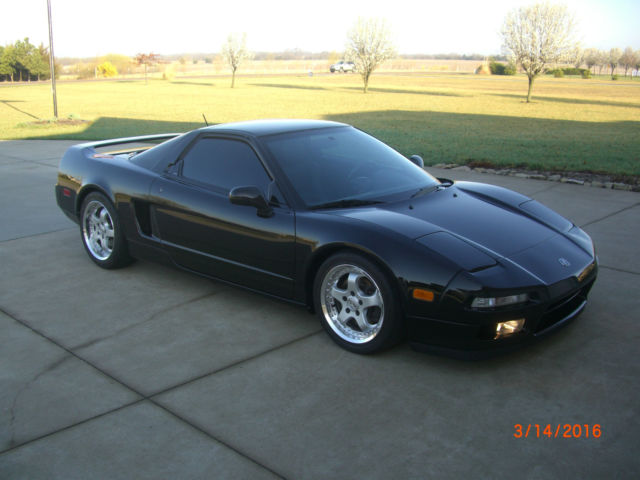 1991 Acura NSX Coupe 2-Door 3 0L w/GruppeM Supercharger for