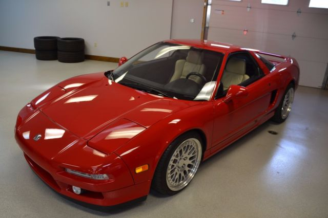 1991 Acura NSX SUPERCHARGED Comptech Package 1 of a kind