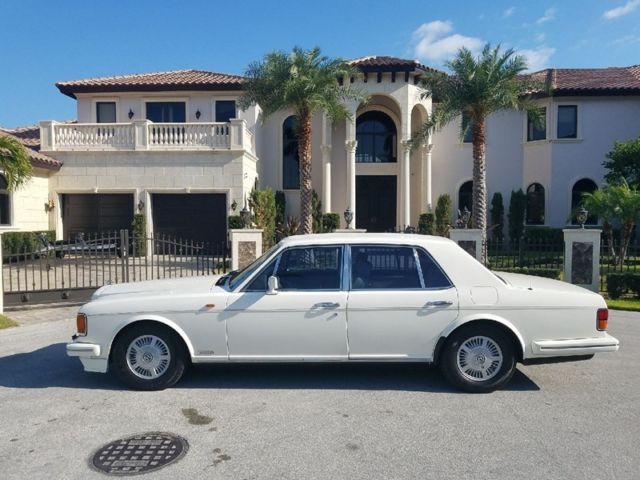 1991 Bentley Mulsanne Magnolia