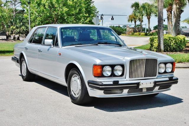 1991 Bentley Turbo R Low Mileage! Loaded with Options! NO Reserve!