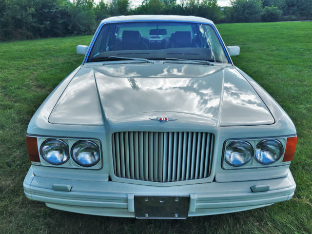 1991 Bentley Turbo R NO RESERVE!