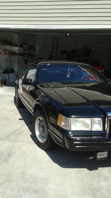 1991 Lincoln Mark Series LXC