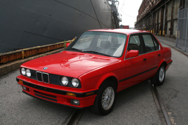 1991 Bmw 318i 5 Spd Slicktop