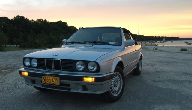 1991 BMW 3-Series 318iC