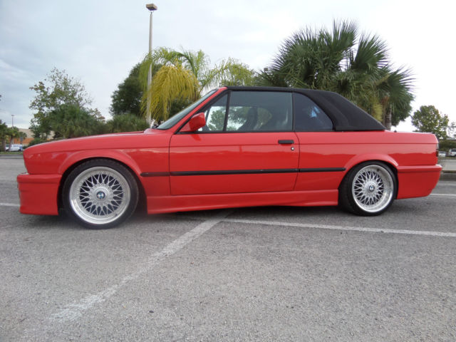1991 bmw 325i e30 convertible with hardtop for sale photos technical specifications description. Black Bedroom Furniture Sets. Home Design Ideas