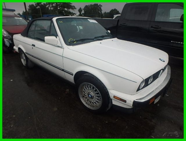 1991 BMW 3-Series 325ic Convertible