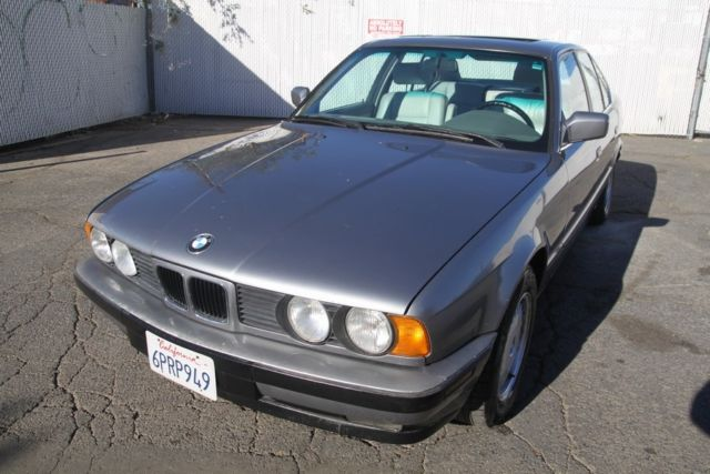 BMW Series I Automatic Cylinder NO RESERVE For Sale - 6 cylinder bmw