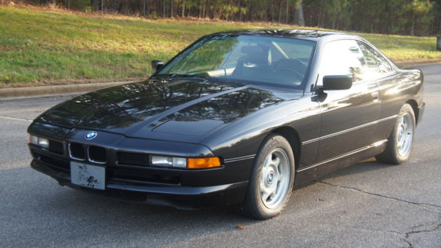 1991 BMW 8-Series 850i COUPE