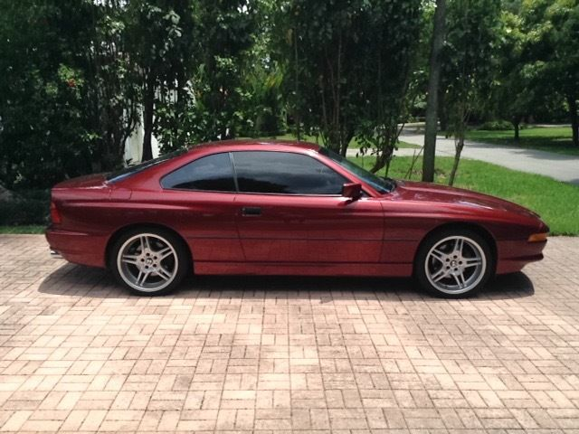 1991 bmw 850i coupe 2 door 5 0l v 12 e31 for sale photos. Black Bedroom Furniture Sets. Home Design Ideas