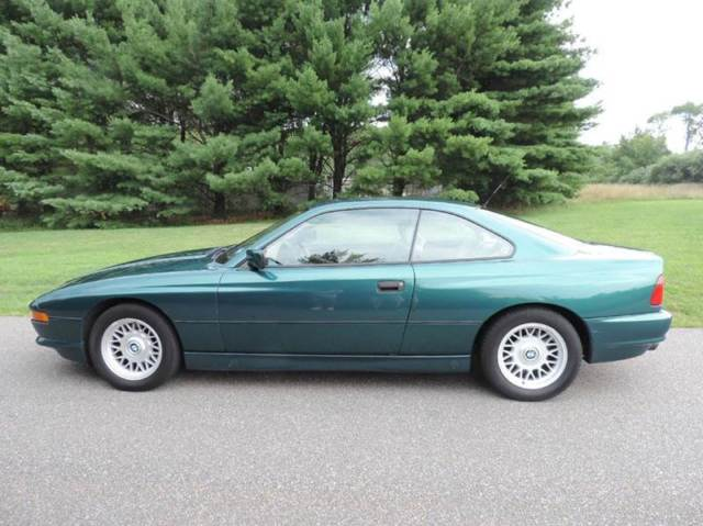 1991 BMW 8-Series 850i 2dr Coupe