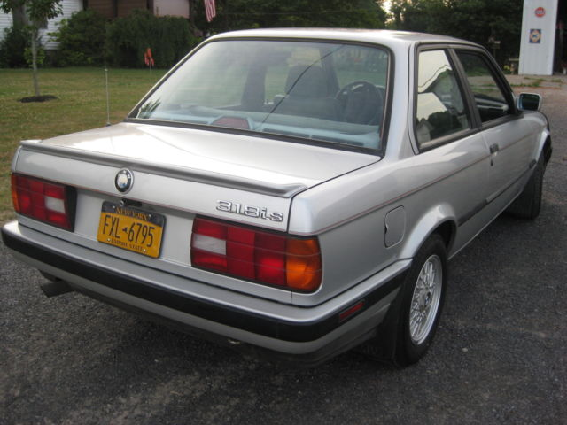 1991 Bmw E30 318is For Sale For Sale Photos Technical Specifications Description
