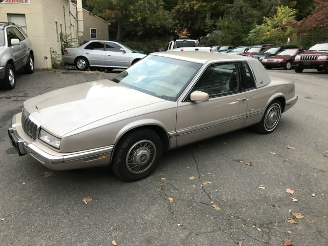 1991 Buick Riviera 2 Door Coupe