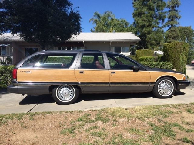1991 buick roadmaster estate wagon wagon 4 door 5 0l for sale photos technical specifications. Black Bedroom Furniture Sets. Home Design Ideas