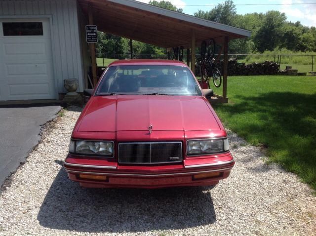 1991 Buick Skylark Base Sedan 4 Door 25L For Sale Photos