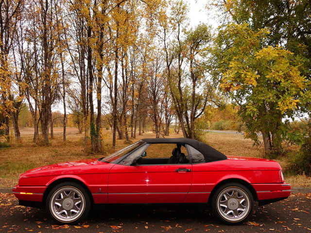 1991 Cadillac Allante Loaded