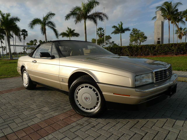 1991 Cadillac Allante 2dr Coupe Co
