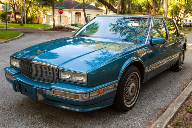 1991 cadillac seville 69 000 original miles for sale photos technical specifications description topclassiccarsforsale com