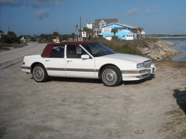 1991 cadillac seville base sedan 4 door 4 9l w gold trim package for sale photos technical specifications description topclassiccarsforsale com