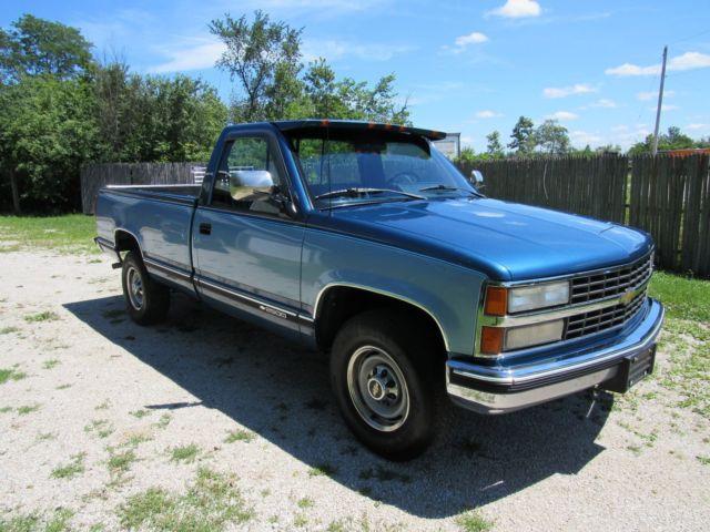 1991 chevrolet c2500