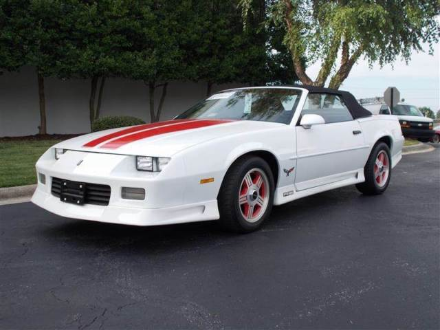 1991 Chevrolet Camaro RS 2dr Convertible