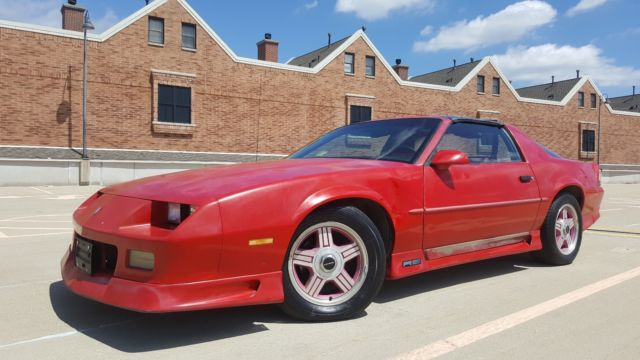 1991 Chevrolet Camaro RS Coupe 2-Door