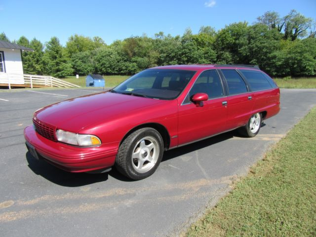 1991 Chevrolet Caprice SS Wagon