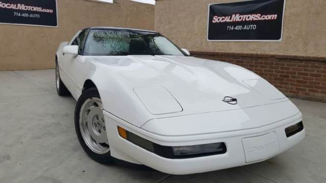 1991 Chevrolet Corvette Base 2dr Hatchback Hatchback 2-Door V8 5.7L