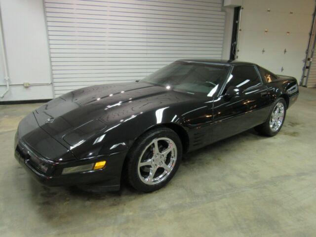 1991 Chevrolet Corvette Coupe 37,403 Miles Black 5 7L V8 OHV