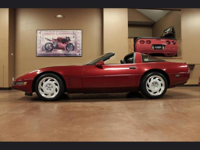 1991 chevrolet corvette zr1 6 speed manual ride control both tops new. Cars Review. Best American Auto & Cars Review