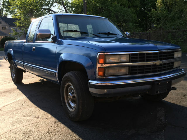 1991 Chevrolet C/K Pickup 2500 NO RESERVE