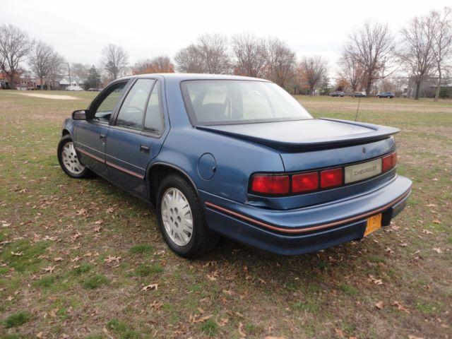 Worksheet. 1991 Chevrolet Lumina Euro for sale photos technical